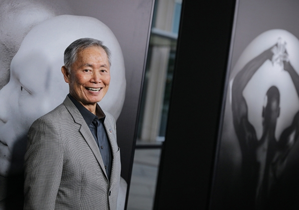 George Takei discusses how stereotypes deeply impacted his family growing up. (Photo by Jason Kempin/Getty Images)