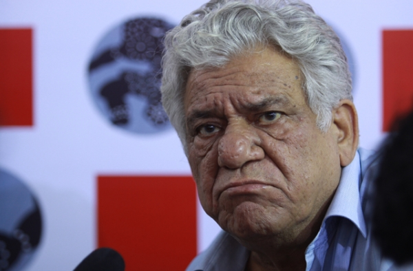 The Indian actor Om Puri died in Mumbai of a heart attack at age 66. (Wikimedia Commons)