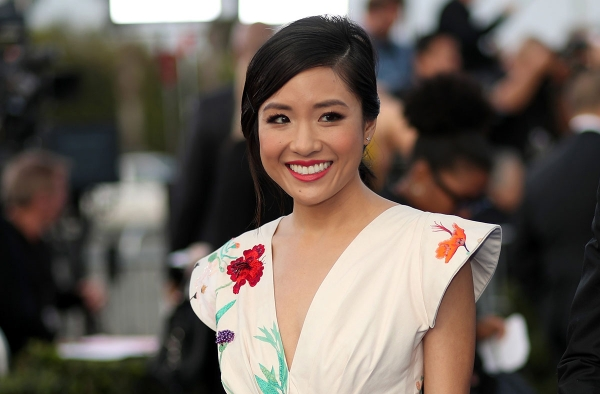 Actress Constance Wu was cast to portray Rachel Chu, the protagonist in the upcoming film adaptation of the novel 'Crazy Rich Asians.' (Christopher Polk/Getty Images)