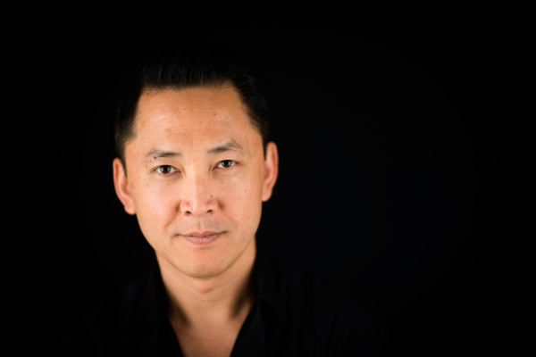 Author Viet Thanh Nguyen (Martin Bureau/AFP/Getty Images)