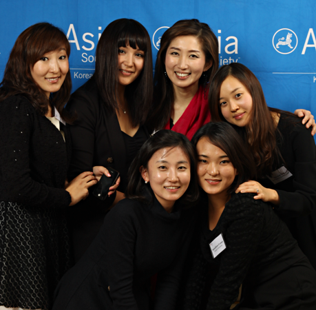 Meet the Korea Center staff and interns.
