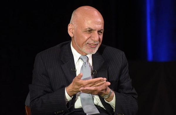 Asia Abridged Podcast: Afghanistan's President on His Country's Ongoing War