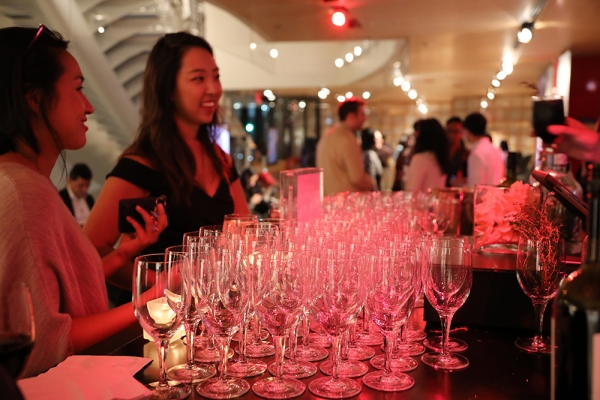 First Friday Leo Bar at Asia Society