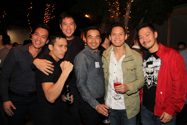 LGBT Connections Night at Asia Society's Leo Bar