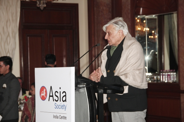 Honoree Krishen Khanna at 2017 Asia Arts Awards India