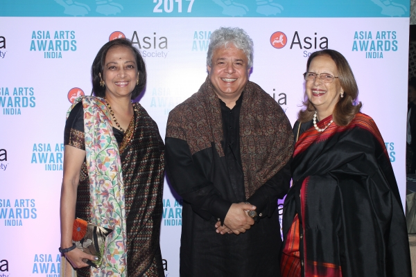 Guests at 2017 Asia Arts Awards