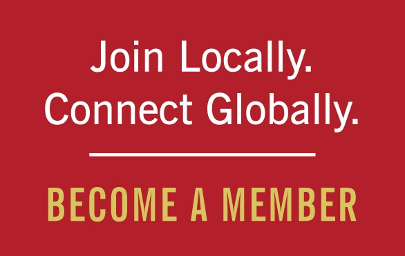 Join Locally Connect Globally Become a Member
