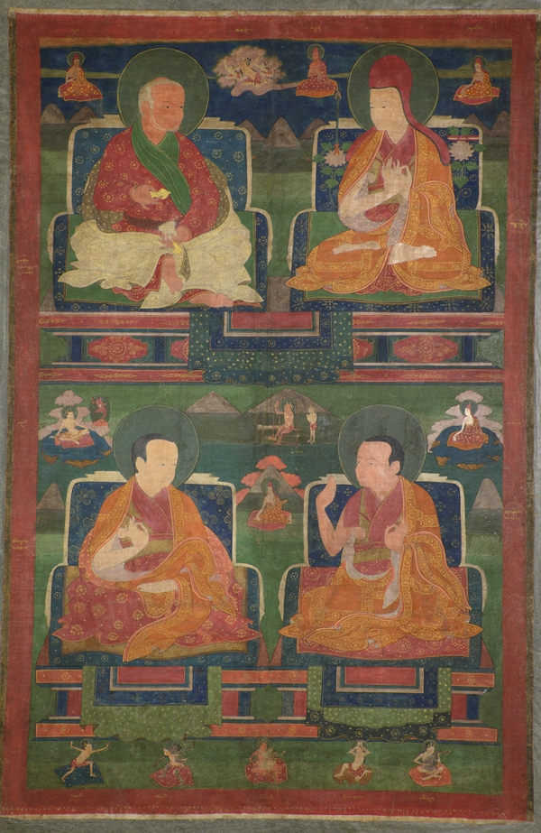 A Guide to Decoding Buddhist Symbolism in Tibetan Art | Asia