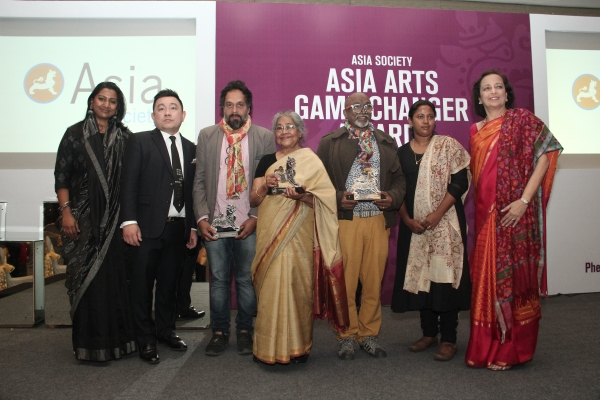 Asia Arts Game Changer Awardees India 2018