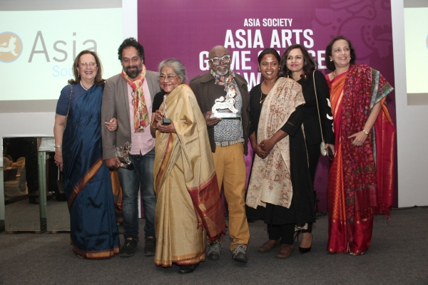 Asia Arts Game Changer Awards India 2018 Awardees