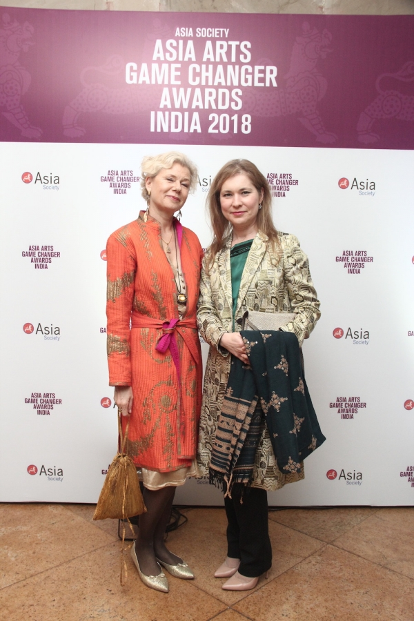 Asia Arts Game Changer Awards India guests 2