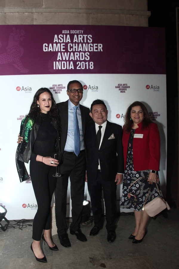 Asia Arts Game Changer Awards India
