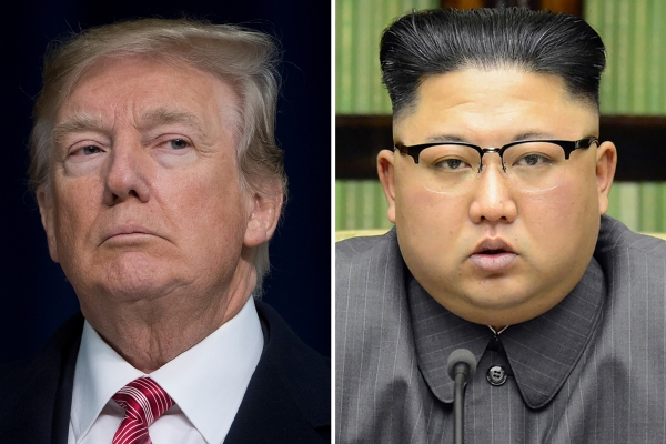 Donald Trump is set to meet Kim Jong Un.