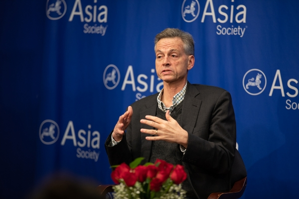 Robert Wright discusses his new book at Asia Society
