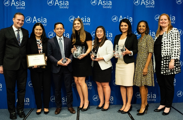 APA awards 2018 Goldman Sachs