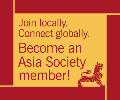 Become an Asia Society Member