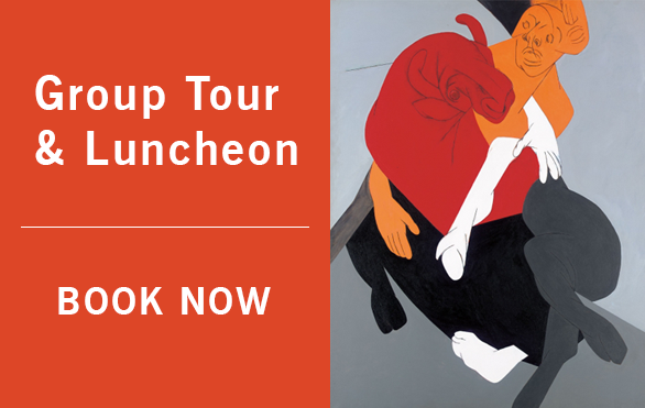 Group Tour & Luncheon Book Now