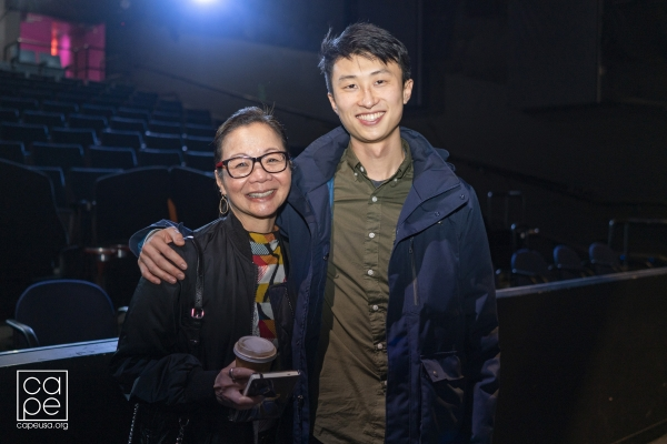 Diane Quon and Bing Liu