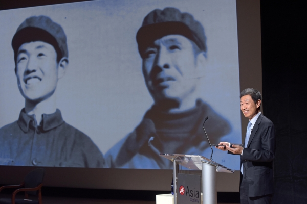 Weijian Shan talks about his experience in China's Cultural Revolution