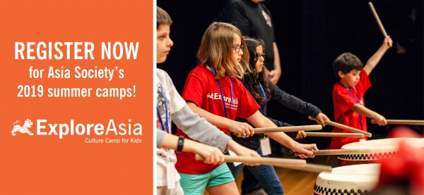 ExploreAsia Culture Camps 2019