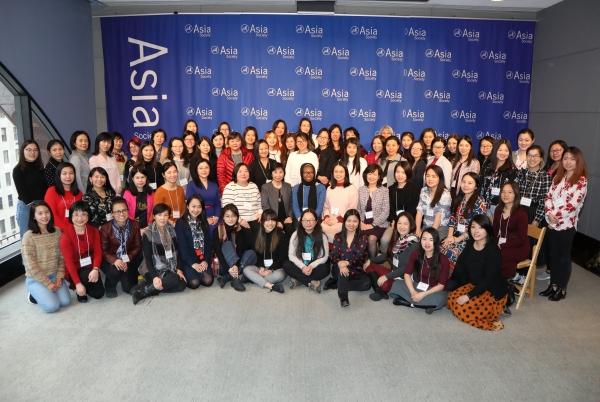 2019 Asia Society Chinese Language Teachers Institute has welcomed 60 Chinese teachers from 20 states.