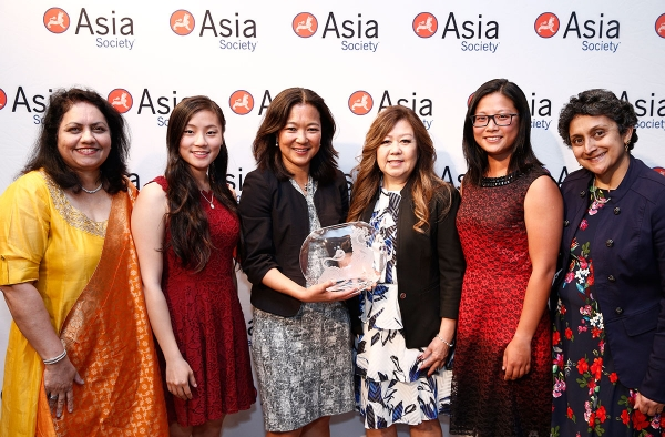 ATT Accepts Asia Society Diversity Award