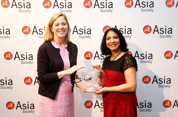 Discover Accepts Best Asian Employer Award 2019