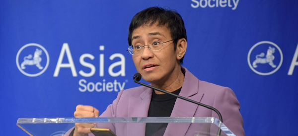 Maria Ressa: Declining Press Freedom in Asia Threatens Democracy