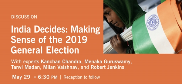 India Decides: Making Sense of the 2019 General Election