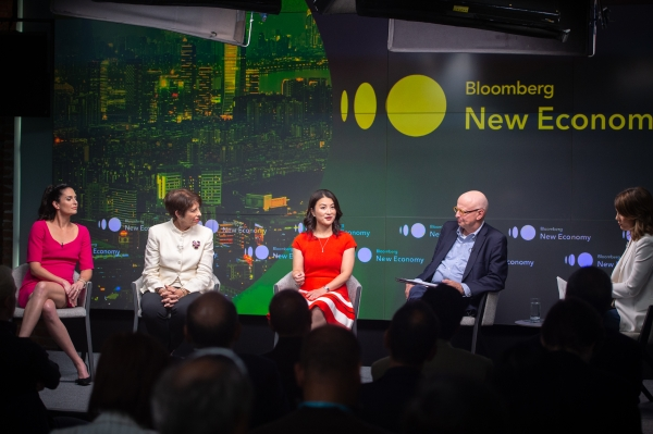 Bloomberg & Asia Society