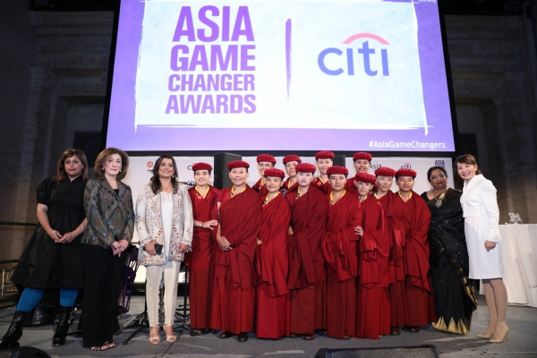 Asia Game Changer Award honorees
