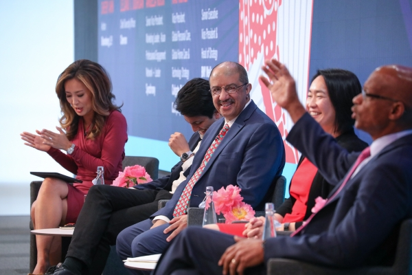 Asia's Society's Diversity and Marketing Leadership Summit hosted by Bloomberg L.P.