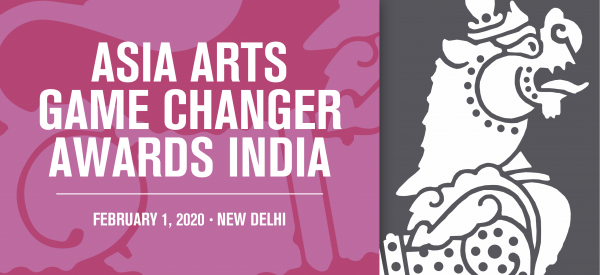 2020 Asia Arts Game Changer Awards India