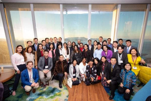 Asia 21 group photo