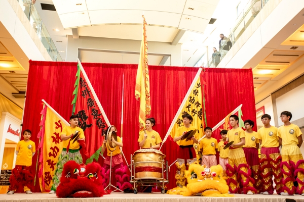 ASTC Lunar New Year at the Galleria 2020