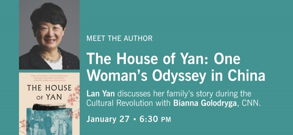 The House of Yan: One Woman's Odyssey in China