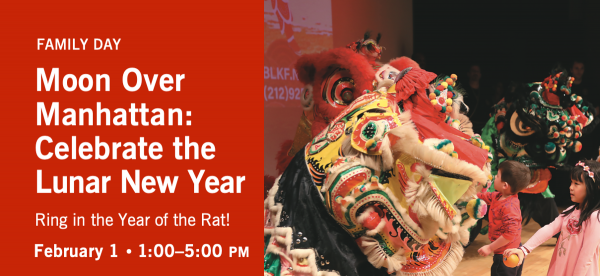 Celebrate the Year of the Rat with the entire family!