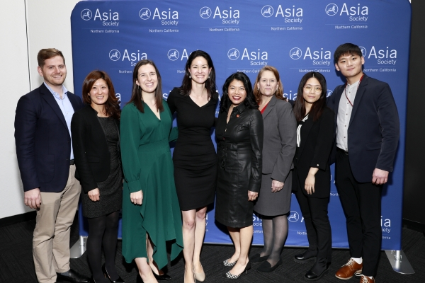 Team Asia Society Northern California