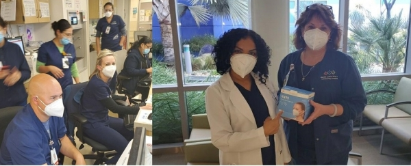 Asia Society Southern California Supports Donation of Life-Saving Medical Supplies to Three Los Angeles Area Hospitals