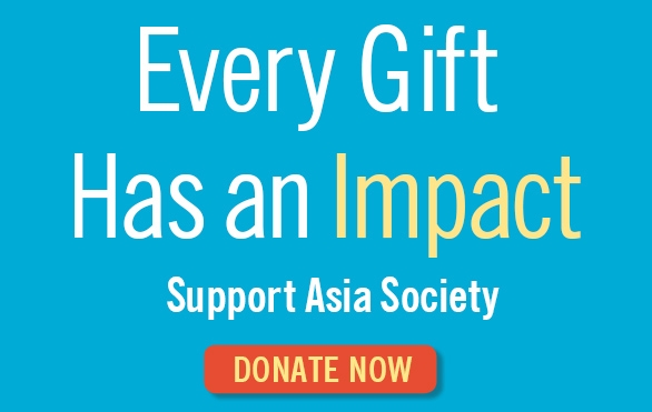 Every Gift has an Impact Support Asia Society Donate Now