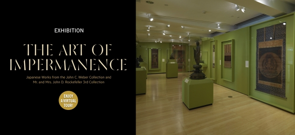 Visit The Art of Impermanence Virtually