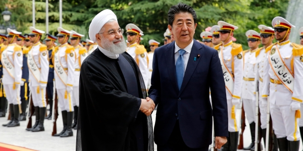 ASPI Carousel: Asia's New Pivot - Rouhani and Abe