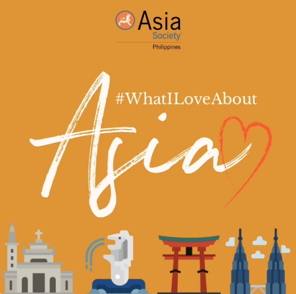 #WhatILoveAboutAsia