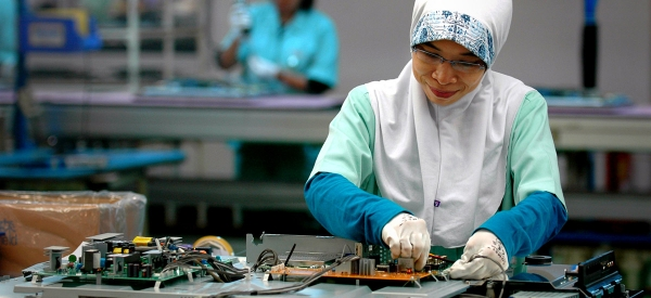Looking Ahead Wilson - Electronic Factory Indonesia - International labor Org - Flickr carousel