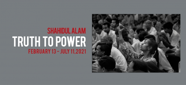 Shahidul Alam: Truth to Power