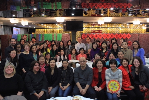 Chicago Public Schools Teachers of Chinese. (The Confucius Institute in Chicago)
