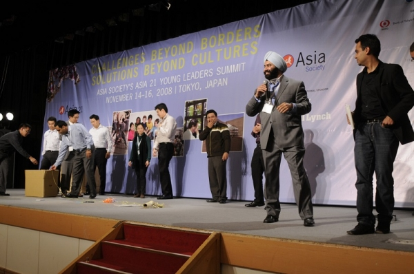 """Challenges Beyond Borders, Solutions Beyond Cultures""