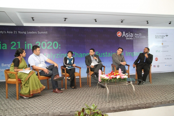 """Asia 21 in 2020: Catalyzing Change, Sustaining Impact""