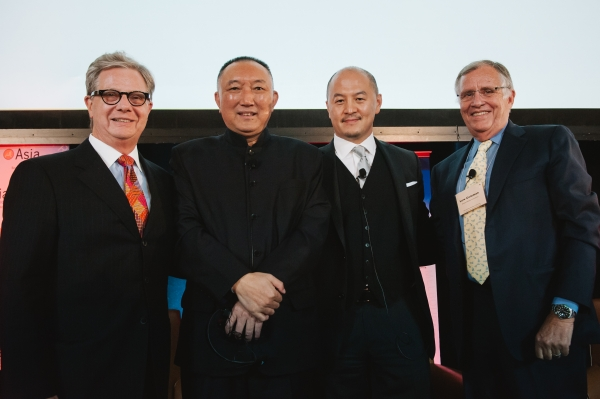 2012 U.S.-China Film Gala Dinner