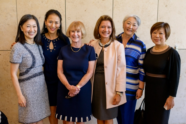 Anne Chao, Y. Ping Sun, Nancy Allen, Bonna Kol, Donna Cole, Nancy Chang (Jeff Fantich)